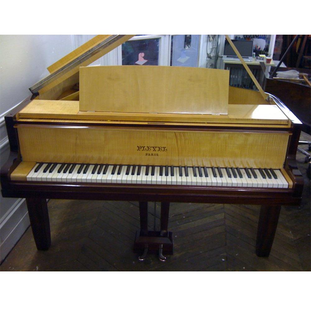 Piano pleyel 1931 palissandre citronnier for Piani art deco
