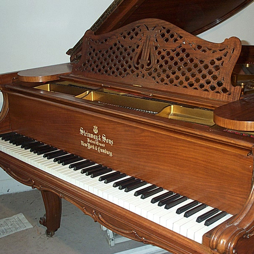 Piano Steinway 1905 Baroque