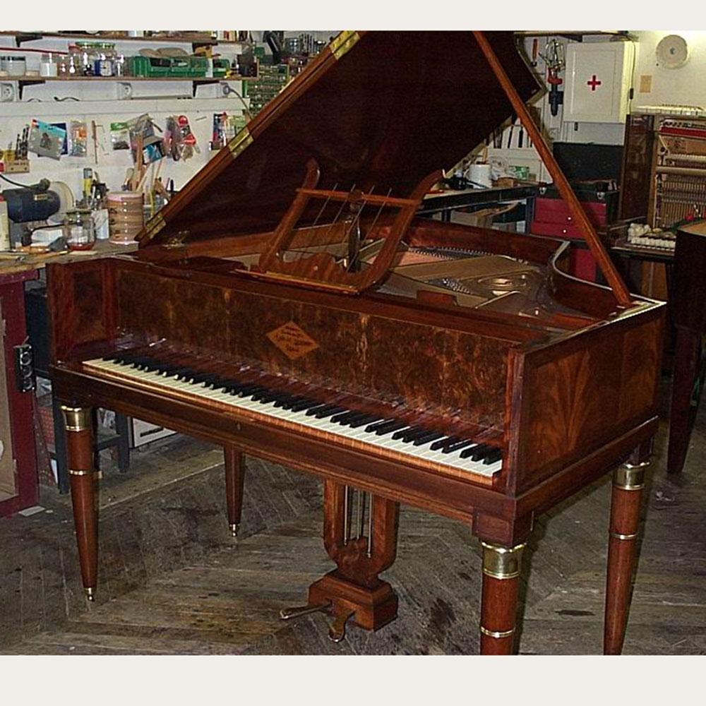 Rétrospective du pianoforte A970a67e4cac02bb8fad83d0665b6042745ba11d