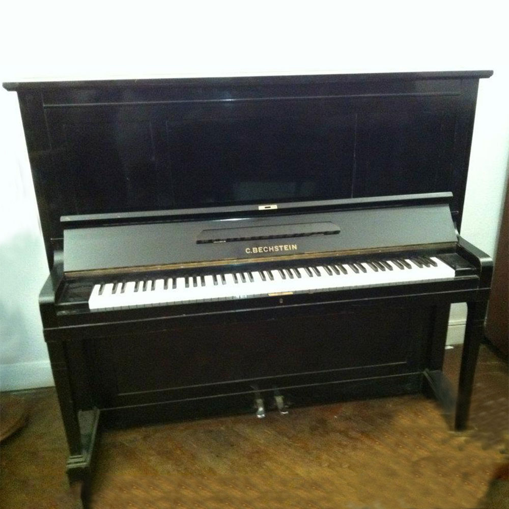 piano bechstein 1935. Black Bedroom Furniture Sets. Home Design Ideas