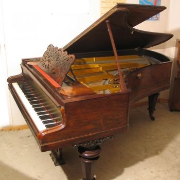 Piano Schiedmayer de 1873