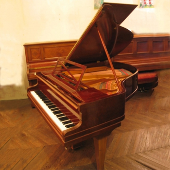 piano à queue Pleyel de 1922