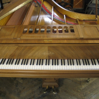 Piano Erard de 1915 1/2 queue