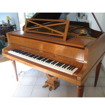 Piano Pleyel 1/4 queue - Modèle F de 1928