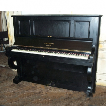 Restauration Piano Bechstein 1895